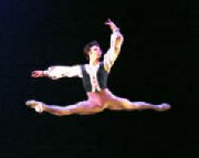 Guest artist Anthony Krutzkamp of Cincinnati Ballet will dance the role of Franz in 2008.
